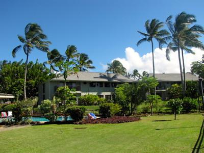 """Alii Kai Resort"" in Kauai, Hawaii- September, 2011"