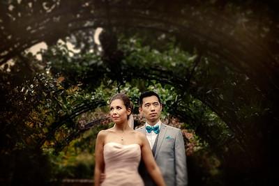 Stephanie and Jason's Sneaky Peek