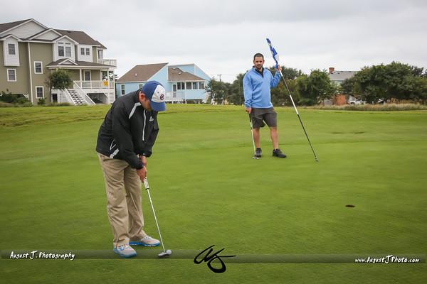 Wedding Day Golf Game