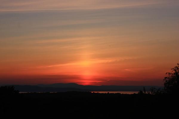 Overlook Park Sunset