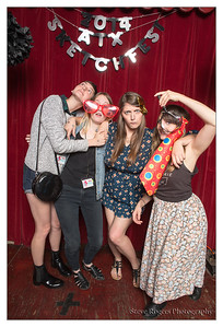 2014 Austin Sketch Fest Photobooth