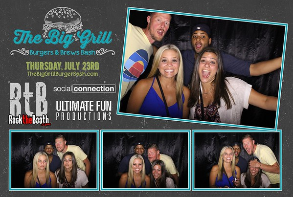 Burger Bash 2015 - Rock The Booth
