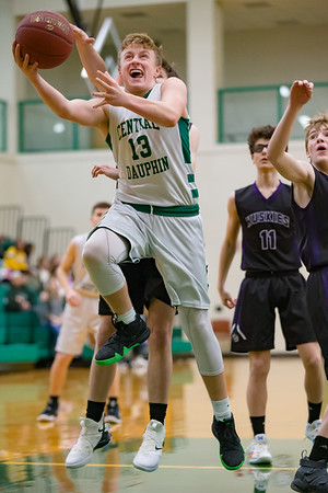 2019-02-05 | Freshmen | Central Dauphin vs. Mifflin County