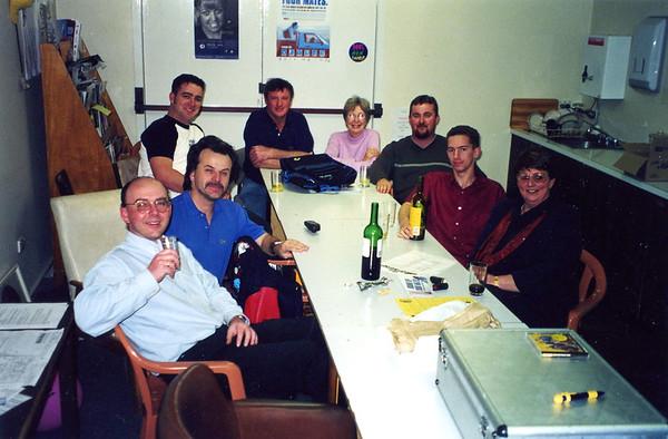 2001 Social Get-together