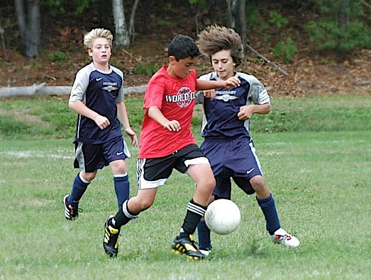 Seacoast United U13 Boys vs Nashua Fall 2010