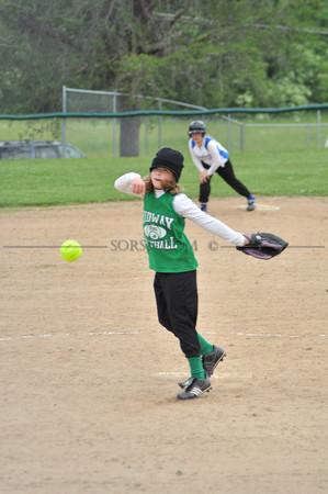 Midway Lady Waves Softball - U10