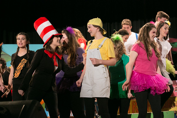 Highland - Seussical - 3/4/17