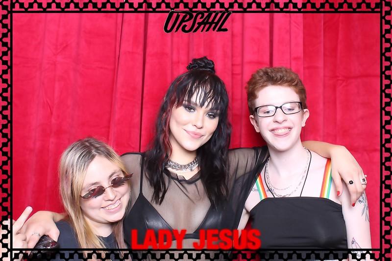 Lady Jesus (SkinGlow Booth)