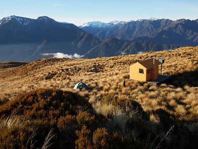 Mt Brown Hut
