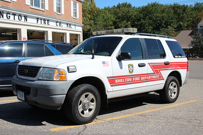 Apparatus Shoot - Shelton Fire Department