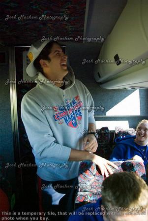 October 18, 2008 Pepband Trip to Oklahoma