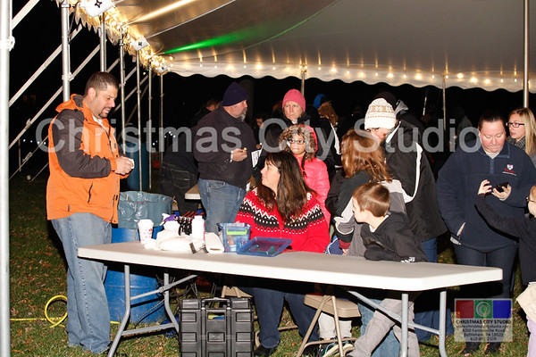 Whitehall Twp. Tree Lighting and Santa
