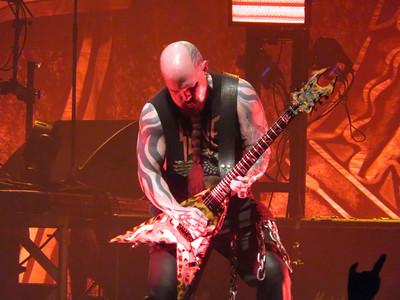 Slayer Metropolis Montréal 13-09-16