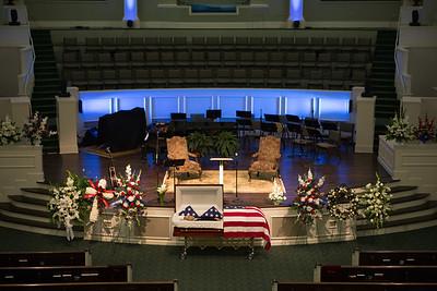 Austin Davis funeral
