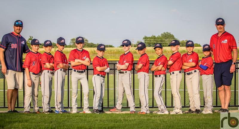 2019 FBSA 10U AA Frisco Fire Baseball
