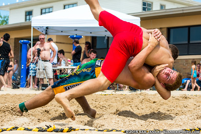 Consolation Finals - 2015 Beast of the Beach Michigan State Championships