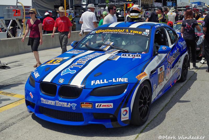 GS-Fall-Line Motorsports BMW M-3
