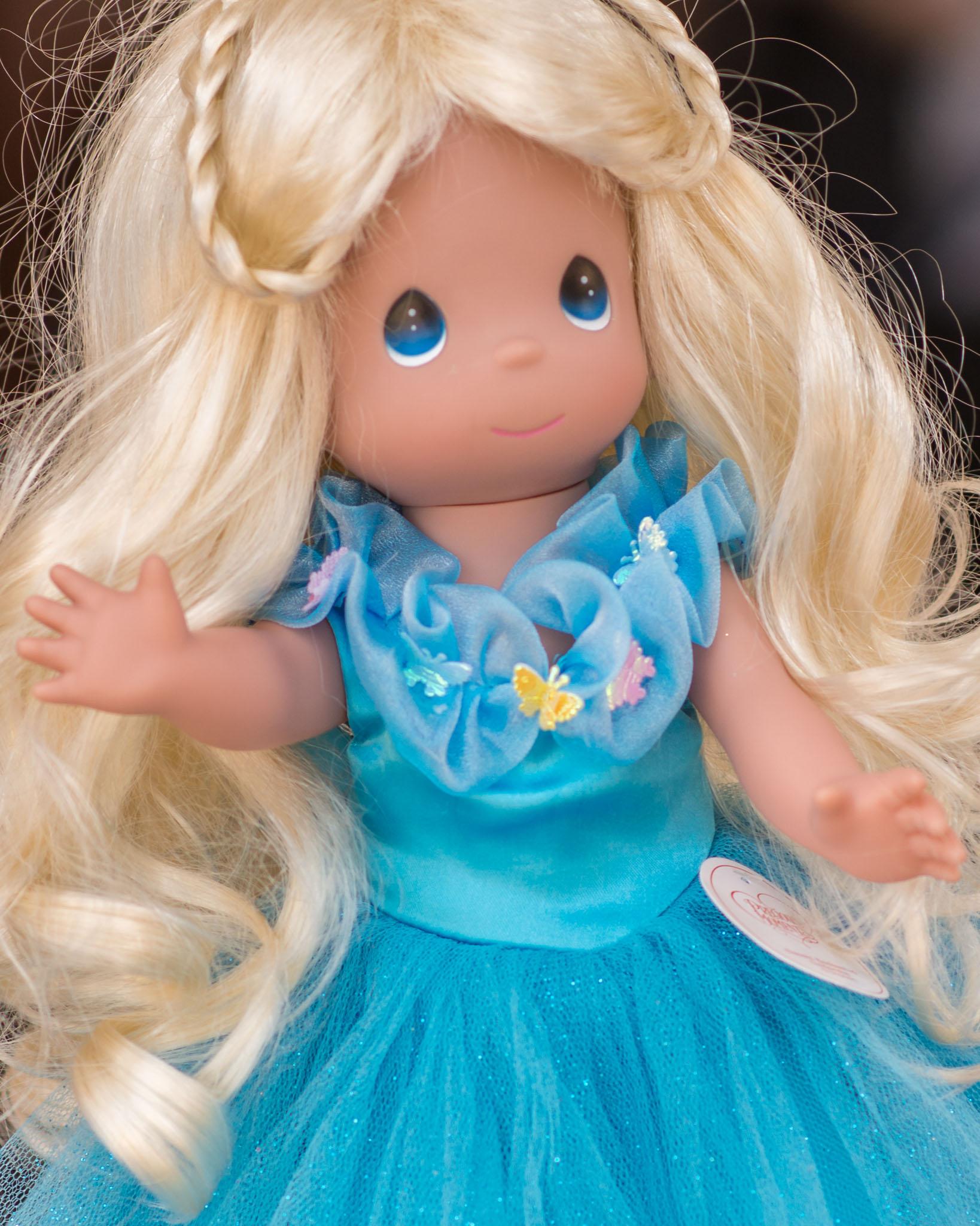 Precious Moments Disney Doll Collection - Cinderella - Epcot Flower & Garden Festival 2016