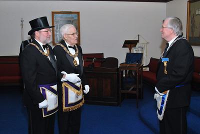 Somerville Lodge, Fraternal Visit and Awards