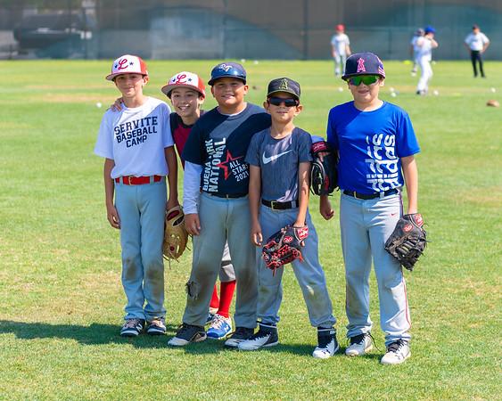 Baseball Camp 7-1-21