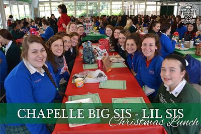 Chapelle Big Sis - Lil Sis Christmas Luncheon