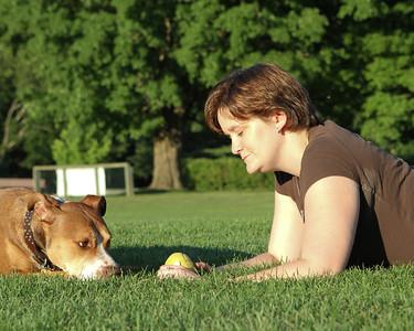 Lyndsy & Ginger