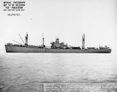 USS Cassiopeia (AK-75)