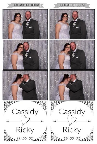 Cassidy and Ricky