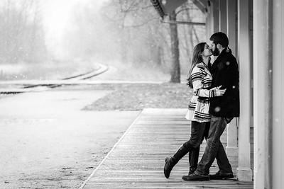 Samantha & Jonathan - Engagement Photos