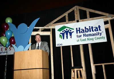 Growing with Habitat Breakfast 2009