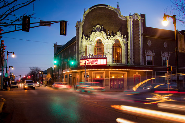 The Indiana Theatre