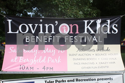 5/16/15 Lovin' On Kids Festival - Benefits Magdalene Home by David Thomas