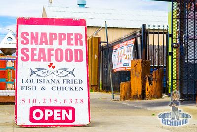 Snapper Seafood Richmond California June 2020