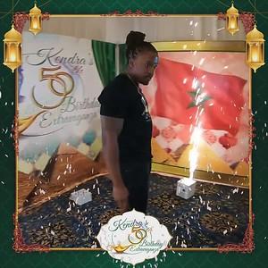 Kendra's 50th Birthday Celebration