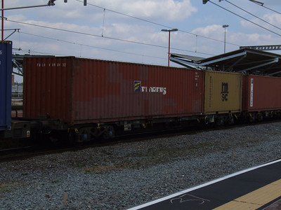 Container Code F