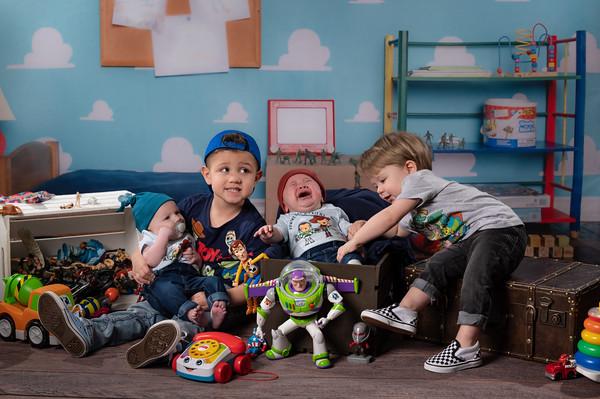 Toy Story Boys