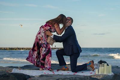 Scavillo Proposal in Atlantic City (2018)