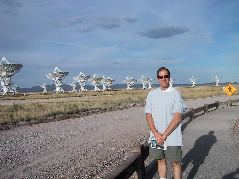 Listening for Aliens