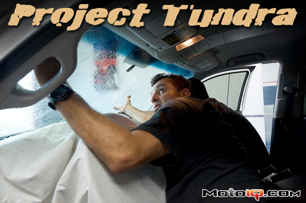 Project Tundra Part 3, Making Life Better with 3M Crystalline Window Tint and Protective Film