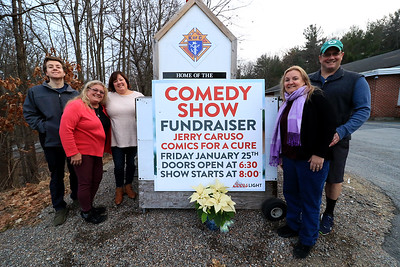 Fitchburg Fundraiser for Pawlak Park, January 4, 2019