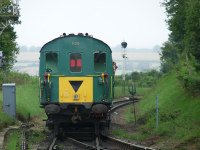 Mid Hants Thumper (22-08-2010)