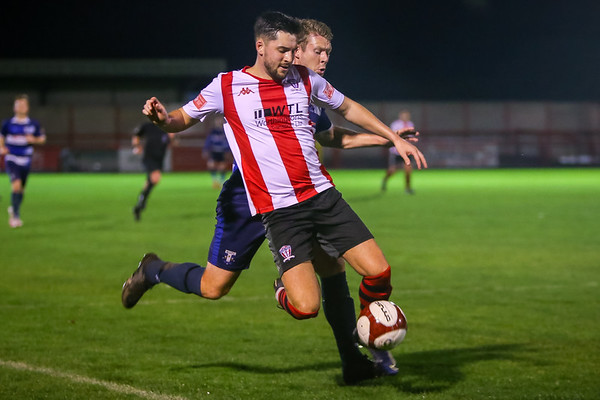 Witton Albion v Winsford United - Cheshire Senior Cup First Round - 19-10-21