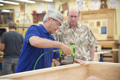 Cabinets with Gary Striegler