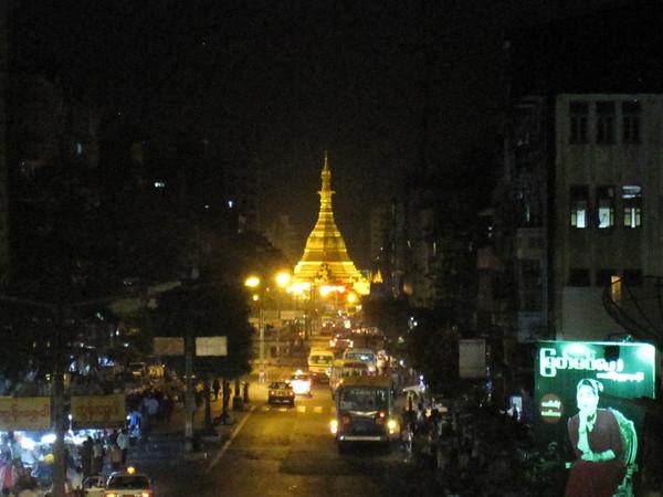 Yangon (aka Rangoon)