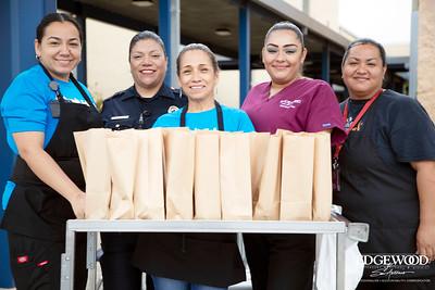 Nutrition Staff Free Breakfast
