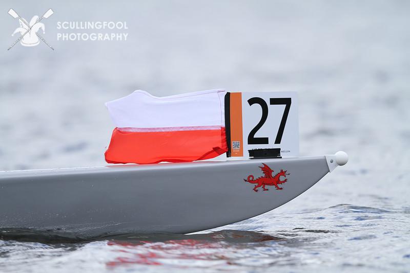 Poland flying the flag
