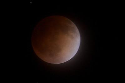'Blood Moon' Lunar eclipse Apr14-15th