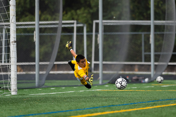 9/17/16 - Atholton Boys Varisity Soccer vs Century.