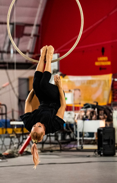 """The Circus Arts Conservatory, """"One World Circus"""""""