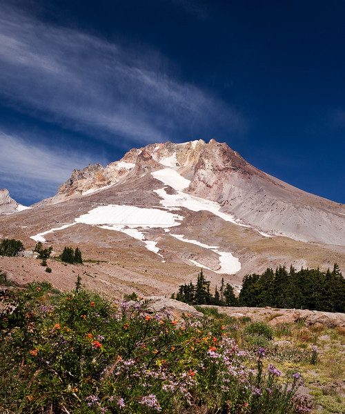 Mount Hood from Timberline Lodge